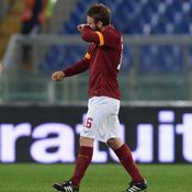 De Rossi a été expulsé contre Sassuolo lors du dernier match de Serie A