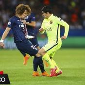 David Luiz n'a «pas passé une super soirée»