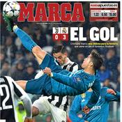 Ronaldo a marqué «Le but» pour Marca