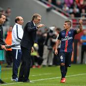 Laurent Blanc - Marco Verratti