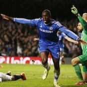 Demba Ba Chelsea Paris SG Ligue des champions