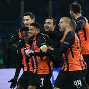 Donetsk surprend l'AS Rome et prend une option