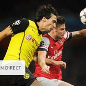 Dortmund-Arsenal en DIRECT