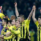 Dortmund, de la faillite au dernier carré européen
