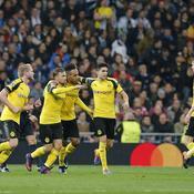 Dortmund la machine à marquer, le PSG à l'aise dans la possession, Lyon roi de la malchance