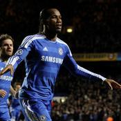 Drogba qualifie Chelsea