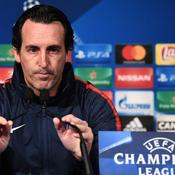 Unai Emery - AFP PHOTO-FRANCK FIFE
