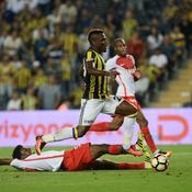 En images, les buts de Fenerbahçe - Monaco