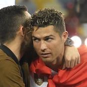En pleine liesse, Cristiano Ronaldo évoque son départ du Real