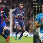Lionel Messi, Blaise Matuidi, Marek Hamzik
