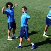 Face à City, le Real comptera sur Ronaldo, pas sur Benzema