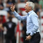 Favre relativise les mauvais débuts des Aiglons en Ligue 1 avant Naples