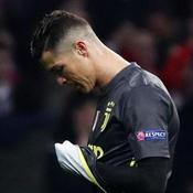 Furieux, Cristiano Ronaldo quitte le stade de l'Atlético Madrid en chambrant l'assistance