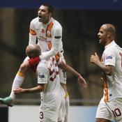 Galatasaray qualifié sur le fil