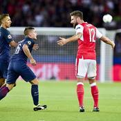 Giroud et son expulsion : «Je n'ai pas compris le comportement de Verratti»