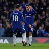 Giroud-Hazard : l'arme fatale pour calmer le Barça ?