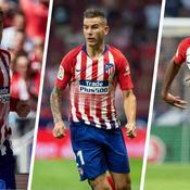 Griezmann, Hernandez, Lemar : Monaco face aux champions du monde de l'Atlético