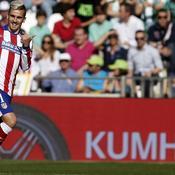 Griezmann, la touche charme de l'Atlético