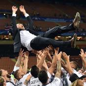 «Humble», «déterminé» : le coach Zidane entretient sa légende