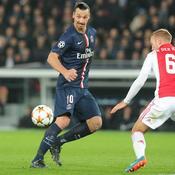 Zlatan Ibrahimovic Paris SG Ajax Ligue des champions