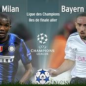 Inter Milan-Bayern Munich