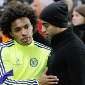 Willian (Chelsea) - Lucas (PSG).