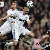 Karim Benzema Real Madrid - Lyon