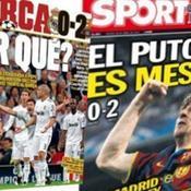 Unes de Marca et Sport