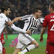 La Juventus a du cœur et reste en vie