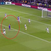 Juventus-Real : L'ouverture du score historique de Ronaldo