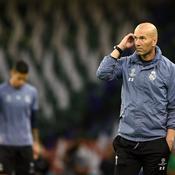 Juventus-Real Madrid : une finale si particulière pour Zidane