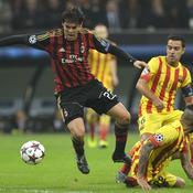 Kakà a porté l'AC Milan