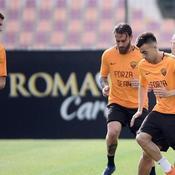 L'AS Rome porte un maillot «Forza Sean», en soutien au fan de Liverpool gravement blessé