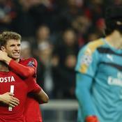 L'éclatante revanche du Bayern sur Arsenal