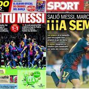 Les Unes des journaux catalans du 11 avril
