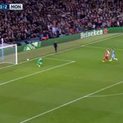 La boulette de Subasic qui relance Manchester City
