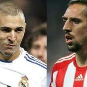 Franck Ribéry - Karim Benzema