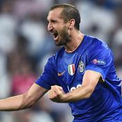 La Juve perd Chiellini pour la finale
