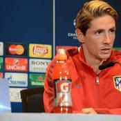 La Ligue des Champions, le rêve ultime de Torres à l'Atlético
