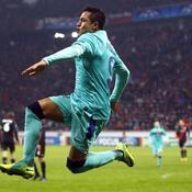 Le Barça à sa main
