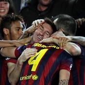 Le Barça achève le travail