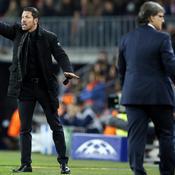 Le Barça déteste El Cholo Simeone