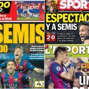 «Le Barça s'amuse avec le PSG»