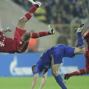 Le BATE Borisov s'offre le Bayern !