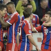 Le Bayern atomise Porto et file en demies