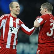 Arjen Robben-Bastian Schweinsteiger