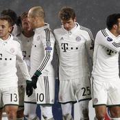 Le Bayern puissance dix !