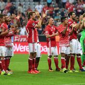 Le Bayern se balade, l'Atlético assure