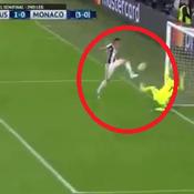 Le but de Mandzukic qui a plombé les ambitions de Monaco