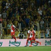 Le but de renard de Falcao qui permet à Monaco d'espérer